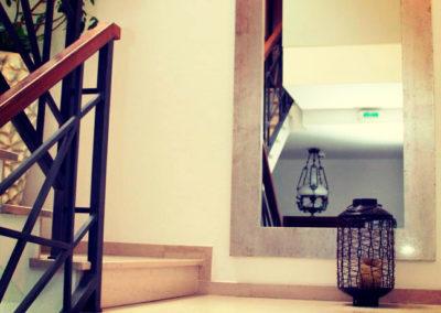 Escadas Hotel Oásis Mealhada