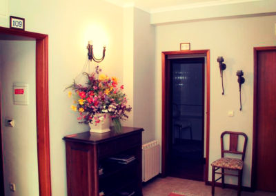 Corredor Hotel Oásis Mealhada