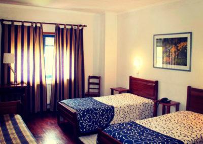 Quarto triplo Hotel Oásis Mealhada